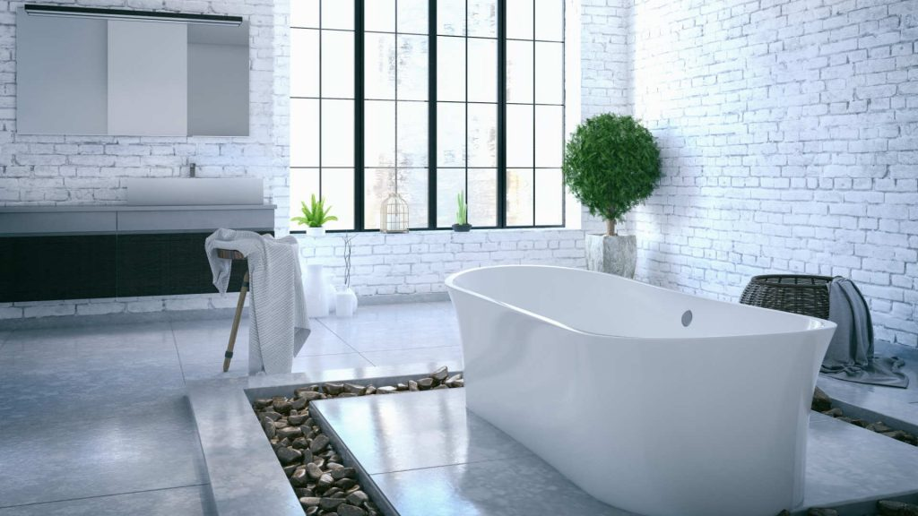 ... Designed For Luxury, Not Just Functionality, And 2018 Trends Continue  To See Movement Away From Traditional Baths And Towards Spa Like Bathtub  Fixtures.