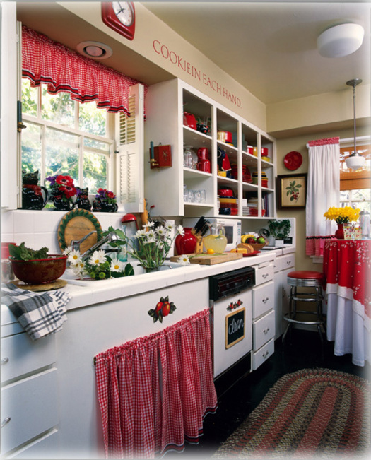 Country Style Kitchens 2013 Decorating Ideas: 4 Fun Ideas To Bring Country Comfort And Beauty Into Your