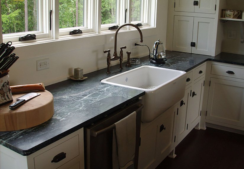 Attirant Pros And Cons Of Soapstone Kitchen Countertops   Kitchen Cabinet Kings Blog