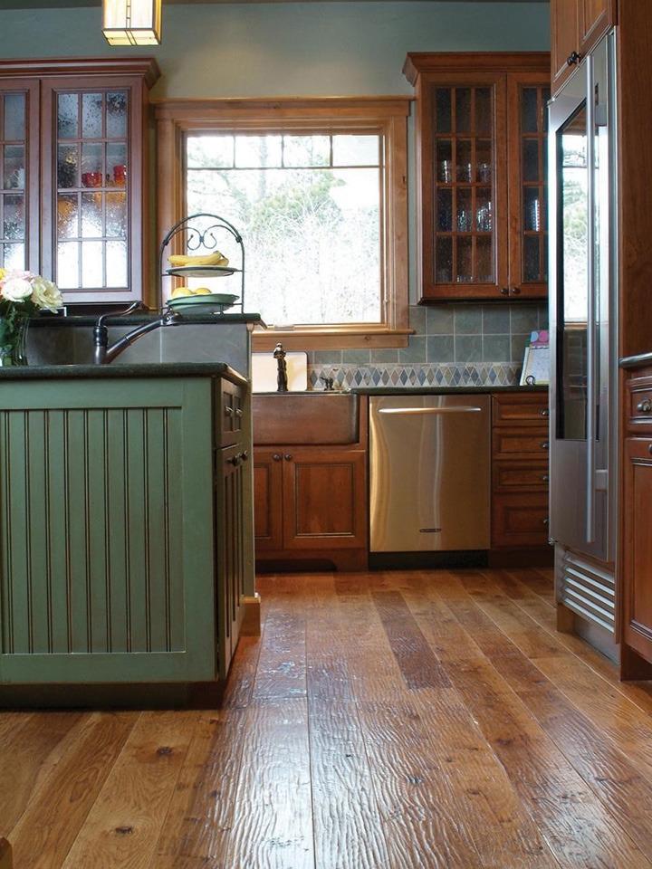 Kitchen Flooring Ideas, Options U0026 Buying Guide