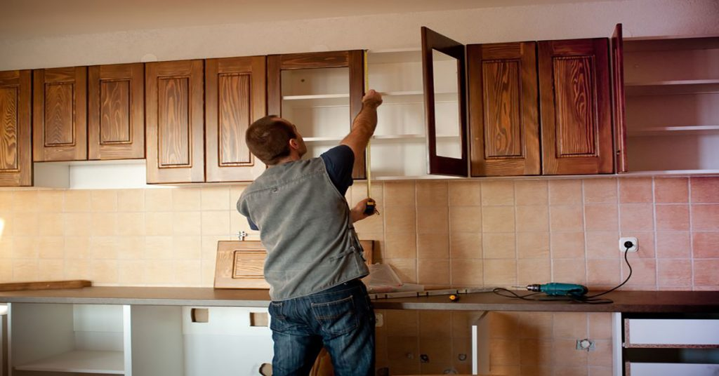 Kitchen Cabinet Height Guide How High Should They Be